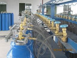 Kiểm định hệ thống điều chế, tồn trữ và nạp khí